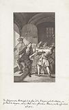 Mayor Westerwijk in ter Goes released from prison 1692. Pr.dr. Fall.