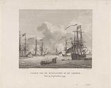 Attack of the British on Lemmer, 1799