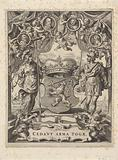 Title page for: 'Lieuwe van Aitzema, Historie of Verhael', 1657