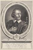 Portrait of the cleric Hendrik van Alckemade