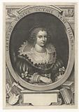Portrait of Geertruida van Veen