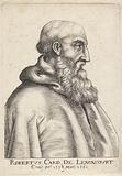 Portrait of the French cardinal Robert II de Lenoncourt