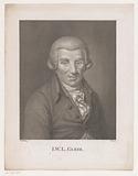 Portrait of Ludwig Gleim