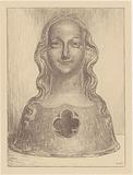 Reliquary bust of one of Saint Ursula's virgins