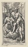Three Saints Tomas, Matthew and Philip