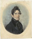 Self-portrait of Johannes Hari I
