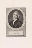 Portrait of the painter Jan van Os