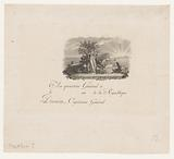 Letterhead for Charles Mathieu Isidore Decaen