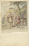 Pyrrhus tries to bribe Fabricius