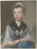 Portrait of Susanna van Os-de la Croix