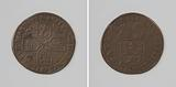 Encouragement to unite in the fight against the Spaniards, medal from the States of Brabant