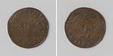 Allegorical token, struck by order of the States of Gelderland