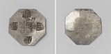 Siege of Jülich by Albrecht, Archduke of Austria, emergency mint coin with the weight of a quarter Rijksdaalder, made …