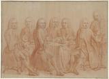 Meeting of Regents, 1750