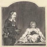Part of the Anatomy lesson of Dr Deyman