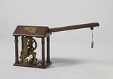 Model of a Crane