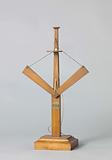 Model of an Optical Telegraph for Ships
