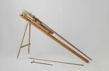 Model of Two Congreve Rockets with Launching Gear
