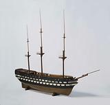 Model of a 74 to 80–Gun Ship of the Line