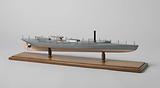 Model of a Gunboat