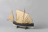 Model of a Longboat