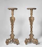 Two Candlestands