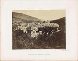 View of Nablus, Biblical Shechem