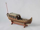 Model of a Gentleman's Yacht