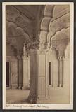 Zuilein in the Moti Masjid in Delhi