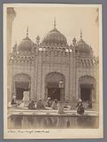 Samadhi or Ranjit Singh mausoleum in Lahore