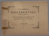 Excursions daguerriennes' cover pages