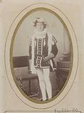 Portrait of a young man in costume, referred to as JS Posthuma