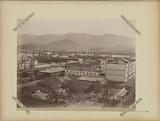 View of the harbor of Batumi