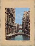 Bridge of Sighs and Palazzo Ducale in Venice