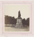 Statue of William of Orange on the Plein in The Hague