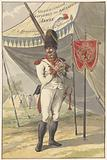 Grenadier of the Guard of his Excellency of the Grand Pensionary