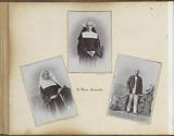 Portrait of a nun, member of a building committee in Batavia