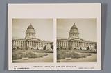 State Capitol in Salt Lake City
