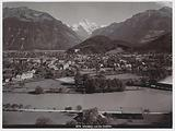 View of Interlaken and the Jungfrau