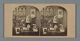 Still life with stereoscope and photos
