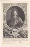 Portrait of George I of England