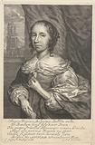 Portrait of Anna Maria van Schurman