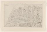 Study for The Battle of Waterloo