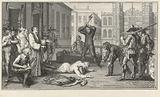 Decapitation of Charles I of England