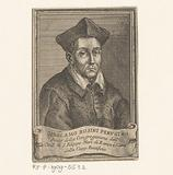 Portrait of cleric Girolamo Rosini