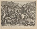 Scipio Africanus and his warring army