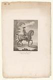 Equestrian portrait of Emperor Joseph II