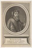 Portrait of Waldemar, Margrave of Brandenburg, dressed as a pilgrim