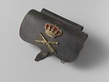 Cartridge bag with bandolier worn by CJH Graaf van Limburg Stirum, colonel adjutant of HRH the Prince of Orange