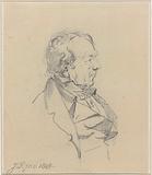 Portrait of Louis Moritz